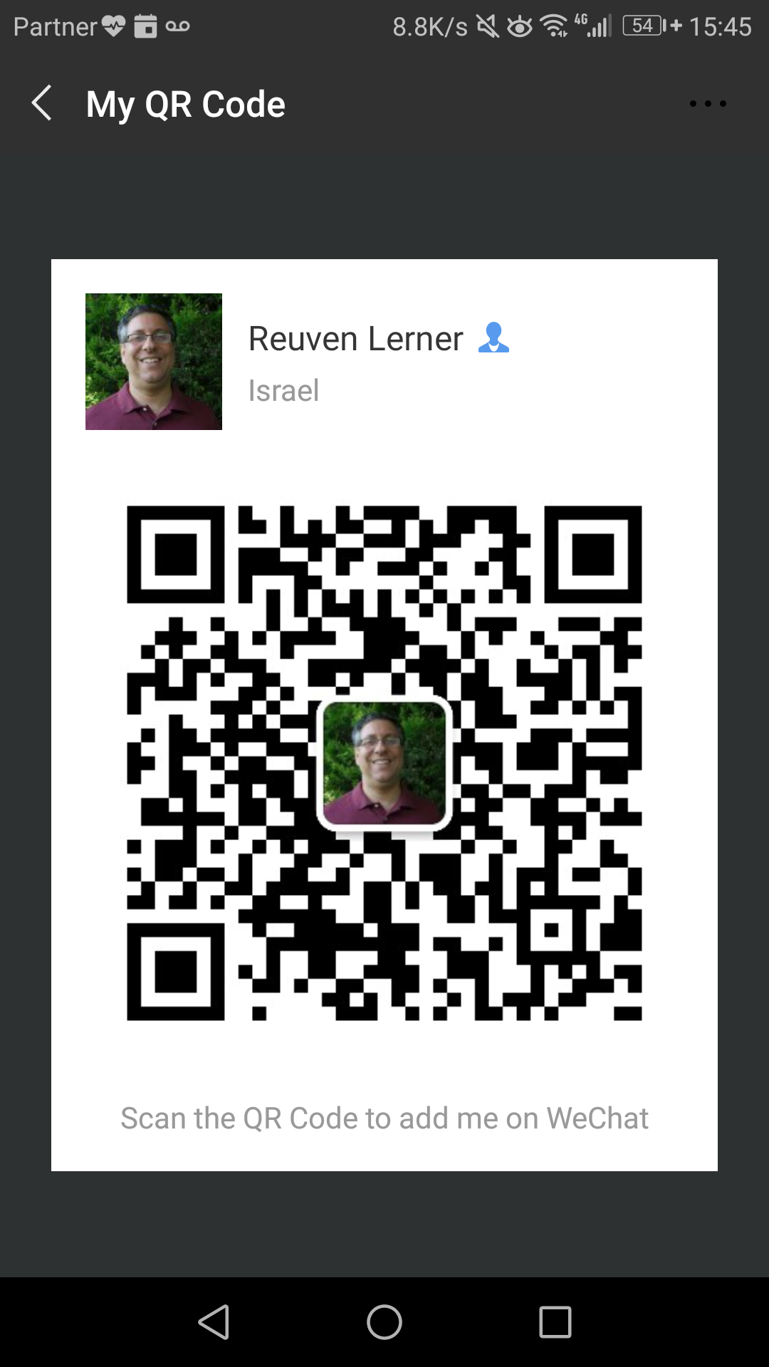 The foreigner's guide to WeChat payments in China — Reuven