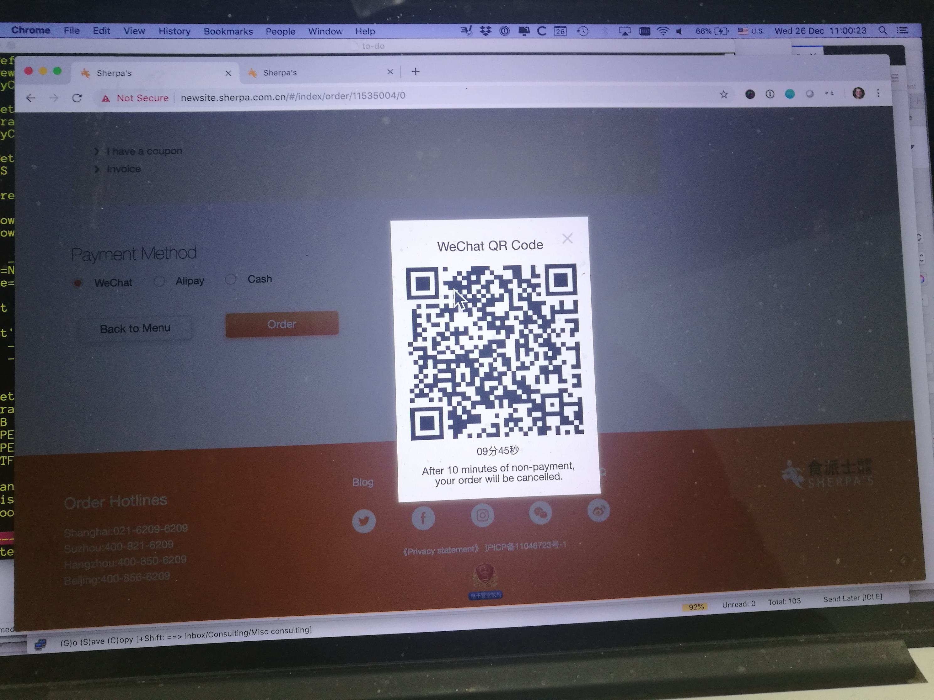 The foreigner's guide to WeChat payments in China — Reuven Lerner