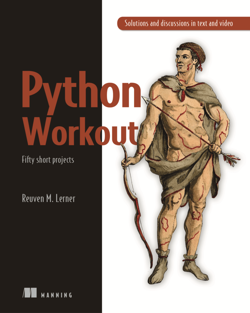 Python Workout cover